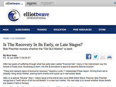 Is-The-Recovery-In-Its-Early,-or-Late-Stages--Elliott-Wave-International