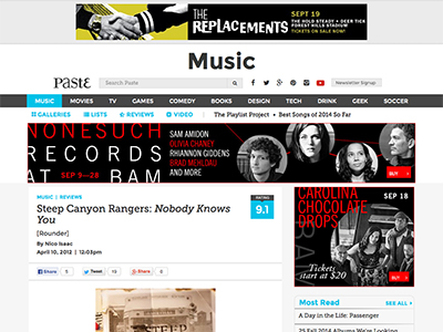 Steep-Canyon-Rangers--Nobody-Knows-You----Music----Reviews----Paste